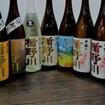 そば居酒屋太閤 - 楯野川
