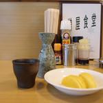 増屋食堂 - 料理写真: