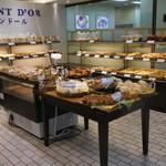 フラマンドール - 店内商品スペース