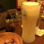 ブタミンB - ドリンク写真:凍ったグラスが嬉しい