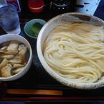 日炉勢 - きのこ汁うどん大¥780-