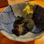 天史朗寿司 - サザエ肝