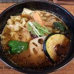 スープカレー モンキー マジック - 料理写真:スープカレー チキン