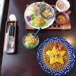 ベジキッチン・グーグー - ベジカレーランチ 1,200円