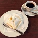 85914309 - マロン・ブレンドコーヒー