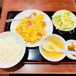 達磨 - 定食セット(900円)