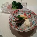まきじ - 料理写真:トリガイ