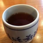 85916848 - ほうじ茶もイイ!