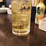 筑前屋 - メガハイボール