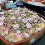 吉備高原ごっつおう - ちらし寿司