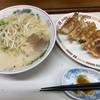 ラーメン竜 - 料理写真:ラーメン・ギョーザ