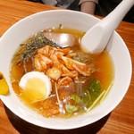 炭火焼肉ぐら - 【冷麺・ハーフ…680円】♫2018/4