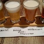 アイビアー ルサンパーム - お試しビール
