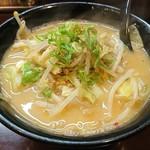 麺やOK - コクうま味噌 ¥780
