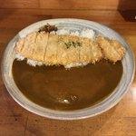 マナビアン - 食べごろチキンカツカレー ¥850