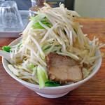 ら・けいこ - ラーメン+野菜