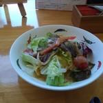 フィオーレ - パスタのサラダ