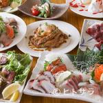 完全個室×美食バル しずか-Shizuka- - 四季折々、季節感溢れる料理を囲んで雅な女子会