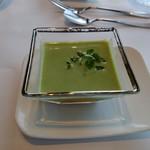 85926218 - 空豆の冷製スープ