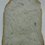 イロハベーカリー - 「イギリス食パン」5枚切り 280円