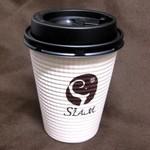サイアム カフェ - テイクアウト ホットコーヒー