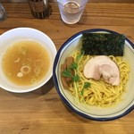 85931960 - 塩つけ麺(大盛)/890円