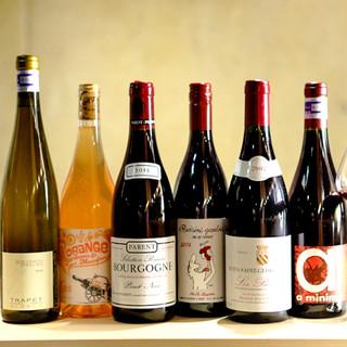 ソムリエ厳選の自然派ワインと焼鳥のマリアージュを愉しむ
