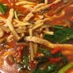 85933735 - 麻辣湯麺(四川激辛そば)