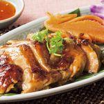 チャンパー - 鶏肉のグリル