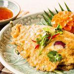 チャンパー - タイ風玉子焼き