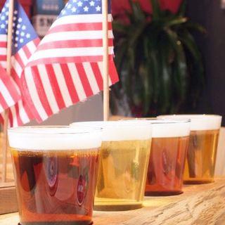 アメリカを中心に海外クラフトビールが常時8種