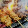 炭火焼鳥もんじ - 料理写真:炭で焼くからふっくらジューシー!