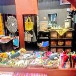 タルカリ - 可愛い雑貨も販売されています。