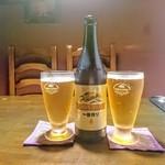 タルカリ - ビールで乾杯です~\(^^)/