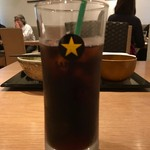 Ku-Fuku - 食後のアイスコーヒー