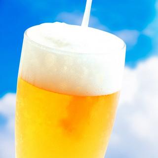 ビールの美味しい季節がやってきました♪
