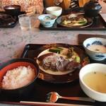 レストラン 峠 - 極上麗たん定食