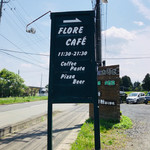 FLORE CAFE  - 看板
