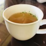FLORE CAFE  - コンソメスープ