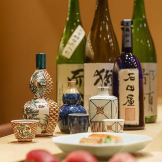 うまい魚と日本酒の店!