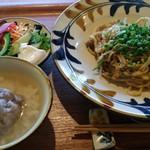 みやんち STUDIO&COFFEE - カラソバ膳