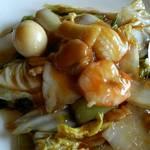 台湾料理 味源 - 八宝菜