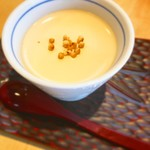 浅野屋 - ほのかに香る「そば茶ぷりん」