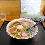 恵庭 おとん食堂 - 小鳩ラーメン(600円)