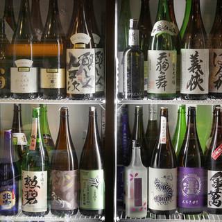 愛知の地酒地ビール&全国の日本酒の品ぞろえが名古屋最大級!