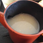 そば屋 けん豆 - 風味満点蕎麦湯