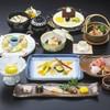 豊魚亭 - 料理写真:懐石料理(袱紗)