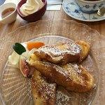 カフェ イロハ - IROHAフレンチトーストset