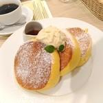 幸せのパンケーキ - 幸せのパンケーキ 1100円