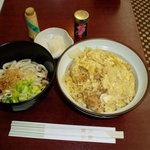 カフェー 天Q まつ井食堂 -
